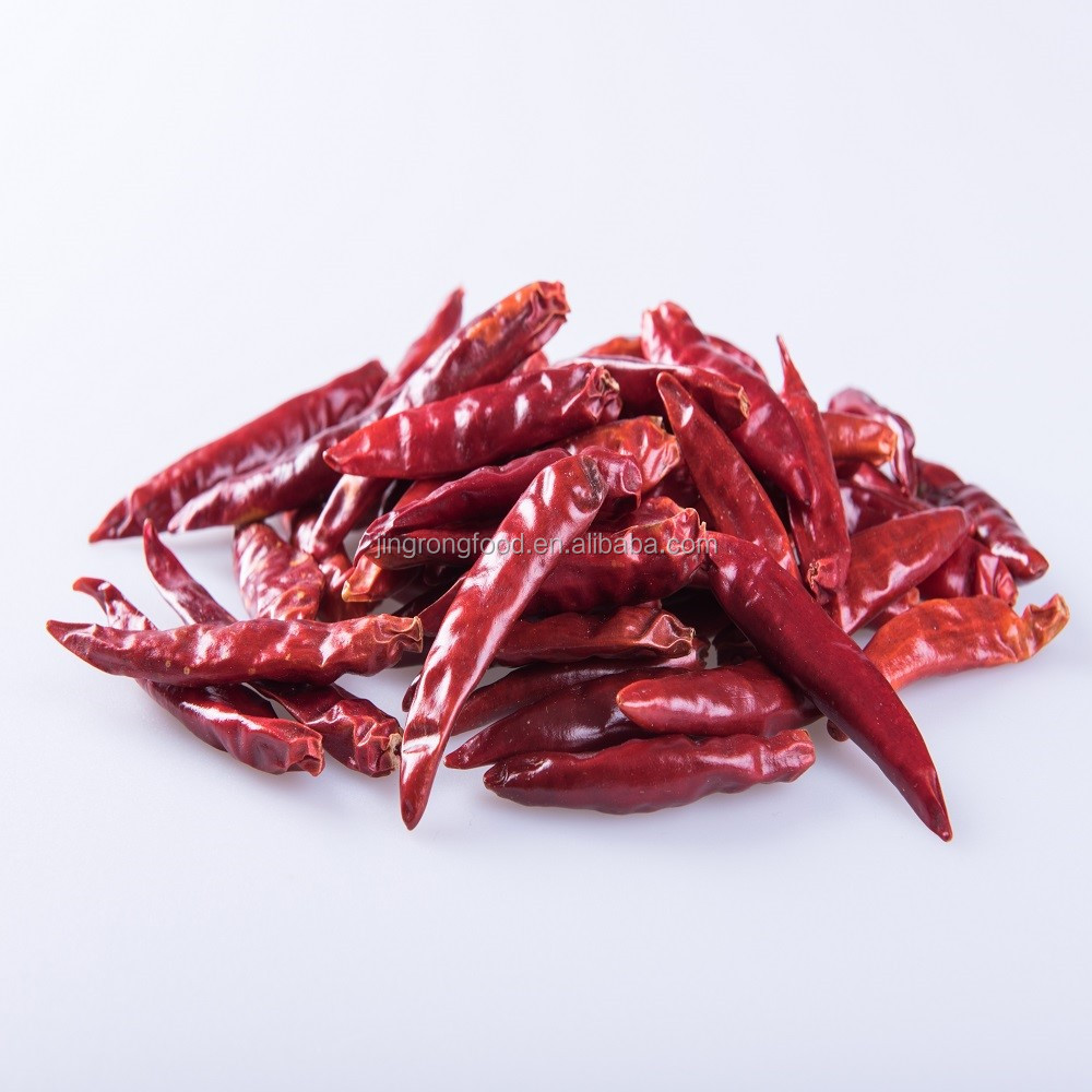 Red Pepper Chiles Chillies Types for Hot Pot Seasoning