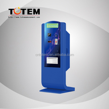 attractive cabinet token machine security cabinet coin changer machine 2016 brand new coin changer