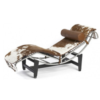 Corbusier LC4 chaise lounge chair