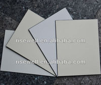 white solid phenolic resin compact laminate hpl deco paper
