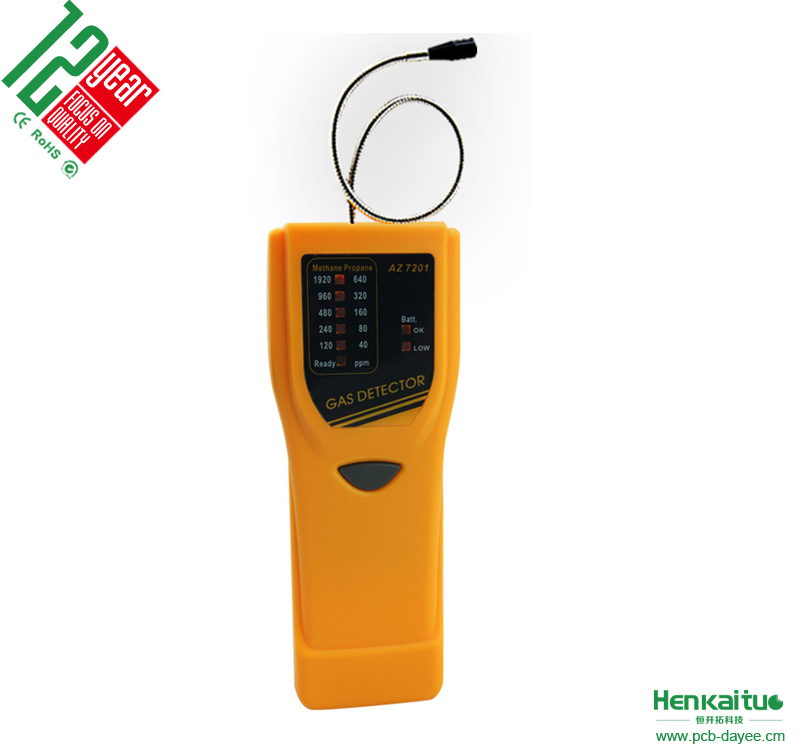 Easy Operate Optical Poisonous Gas Detector