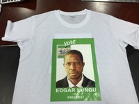 Election t shirt,2015 customized printing cotton election t shirt campaign