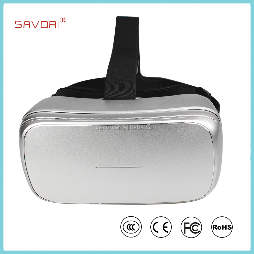 Savori 2016 All In One 3D VR, Virtual Reality Glass For Movie 3D VR Factory
