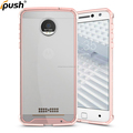 Transparent armour acrylic + TPU mobile phone case for Motorola Z