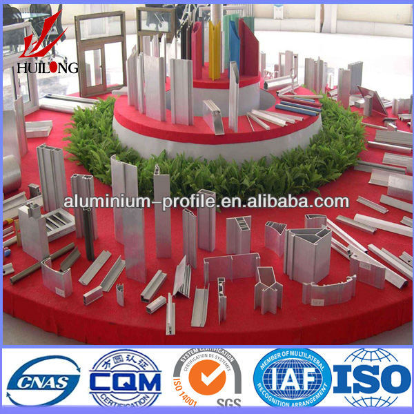 China Top Aluminium Profile Manufacturers