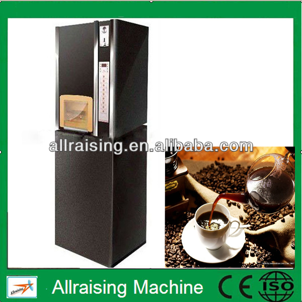 Coin Operated Necta Coffee Vending Machine With 7 Hot Premixed Drinks