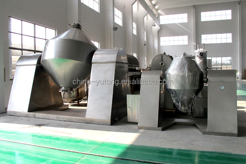 SZG series conical vacuum dryer in chemical industry