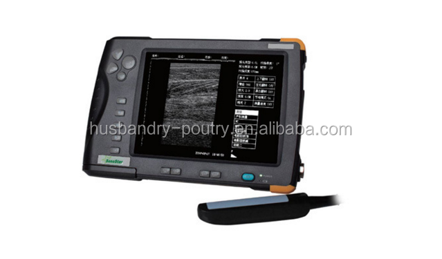 portable veterinary ultrasound scanner for pig/sheep/goat/cow/horse/dog /cat/pet (Futai-V5c)