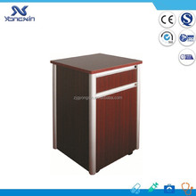 YXZ-812 one drawer+one door wooden dental furniture cabinet