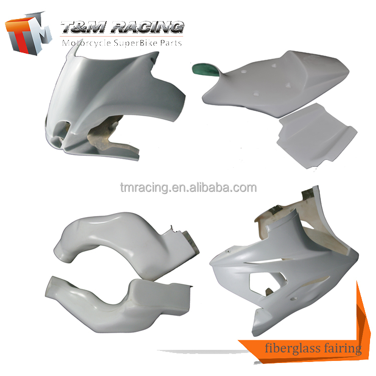 Patented Innovative Idea Product motorcycle front fairing fiberglass motorcycle parts for yamaha R6 03-05