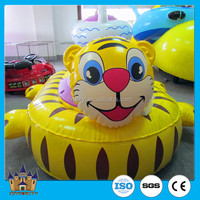 [direct supplier] swimming pool / electric Inflatable bumper boat /amusement water park attraction