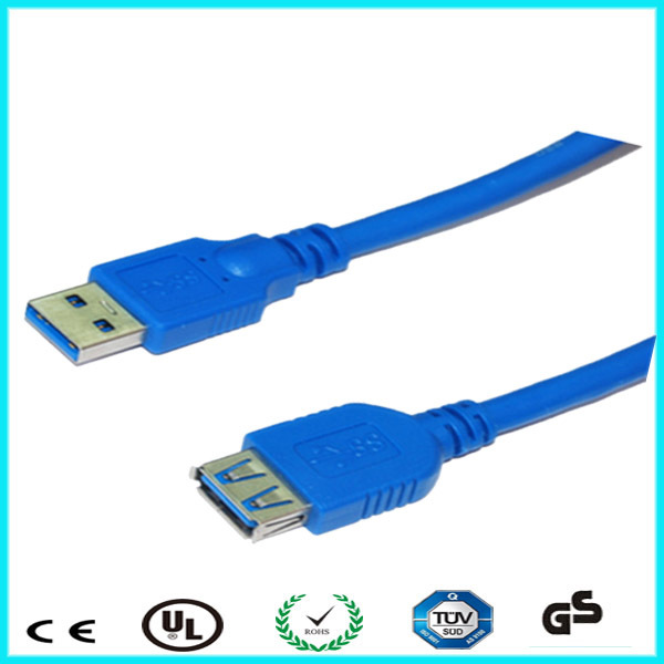 High speed 1m usb 3.0 data transfer computer cable