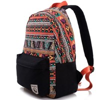 Wholesale Hot Style School Canvas backpack