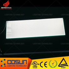 High lumen dimmable LED backlit panel for displaying