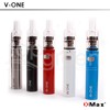 Smoke shops supplies XMAX V-ONE 1500mah fast heating with splash guard ceramic heating water glass smoking