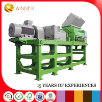 Latest Factory Plastic Recycling Machine Price