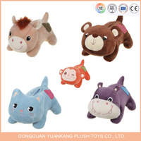 Custom plush toy Cartoon Character Soft Toy For Present OEM