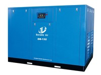 Durable screw natural gas compressors