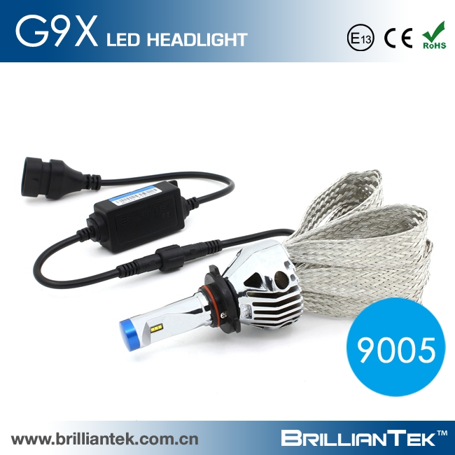 New Products Latest Design Hb4 9006 Car Accessory Led 4300k Headlight Auto Led Headlight Conversion Kit