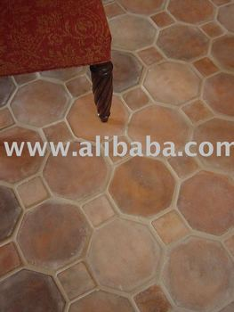 "Octagon Floor Tiles 8""x8"""
