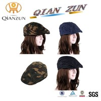 Golf Flat Cap Adult Duck Hat For Army Beret Caps