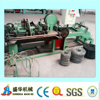 High safety Automatic barbed wire machine(gold supplier)