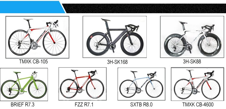 XTASY groups complete aluminum chinese road bike