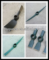 Hand Pick Head with wooden handle suitable for garden work
