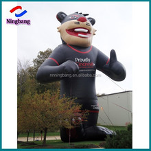 NB-CT20238 NingBang cheap high quality giant inflatable tiger for outdoor decoration