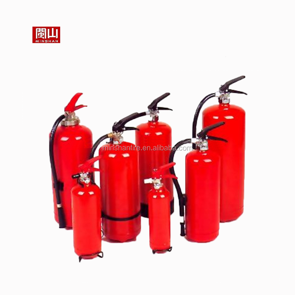 class k fire extinguisher - red colour bottle