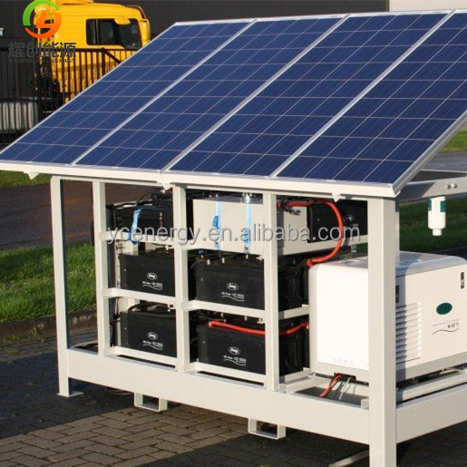 2kw 2000w 2000Watt solar panel solar power generator off grid system