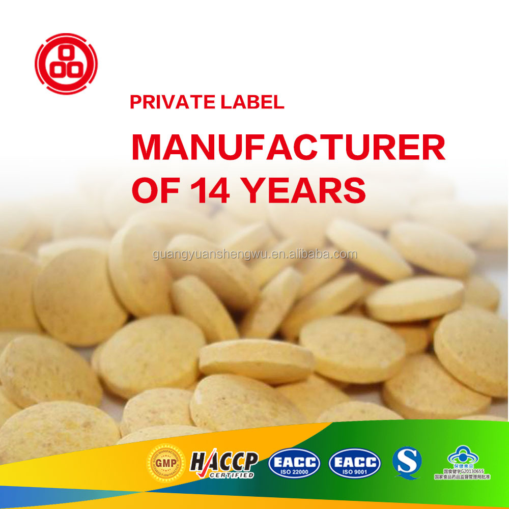 Private label Oyster tabletting candy bulk
