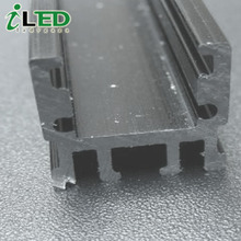 Most popular l shape aluminum profile