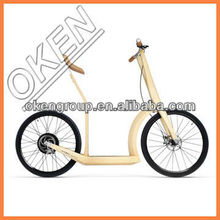 2016 new style mini woman fashion eco bamboo bike