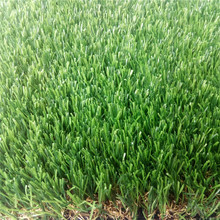 Chinese price European style 35mm C shaped yarn Realistic Natural Green Garden Artificial turf