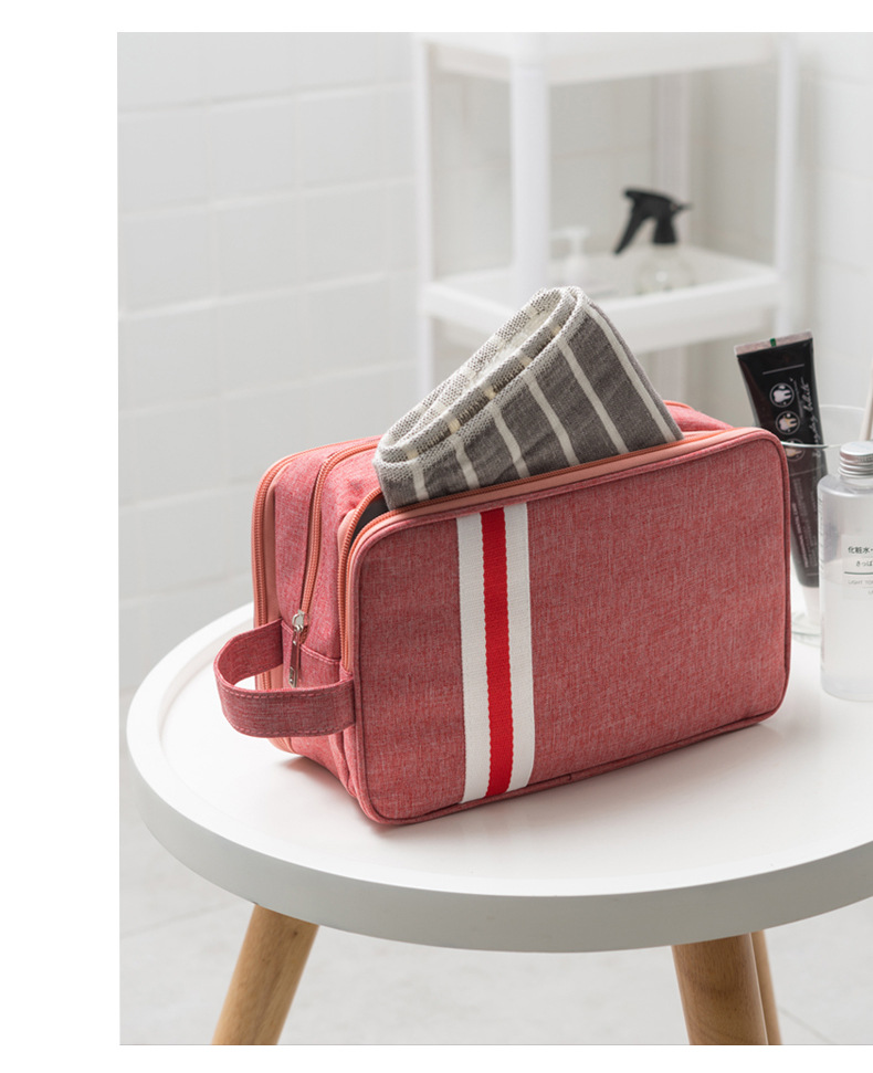 Travel Cosmetic Bag Toiletry Bag wet-dry depart  High Quality  Wash Bag