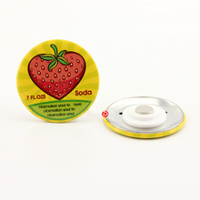56mm ferrite magnet button Whiteboard Magnets Button - Plastic covered with magnetic base ,use44mm badge machine to make