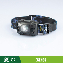 Best Cool Cheap Brightest LED Camping Headlamp Flashlight For Running Black