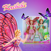 Beautiful princess doll butterfly barbie fairy dolls uk