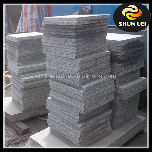 Natural Grey Outdoor Stone Granite Setts