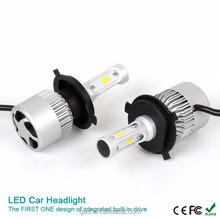 car headlight manufacturer supply led 1 angel eye head lamp for peugeot 307