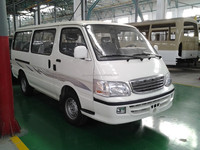 Skd/ckd Available With Made In China 15 Seats Minibus For Local Assembling