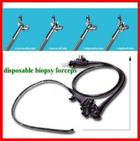 CE ISO 2.3mm Disposable Flexible Colonoscopy Serrated Tissue Sampling Biopsy Forceps