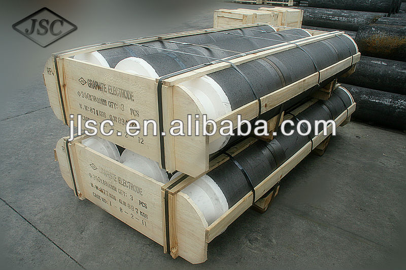 artificial graphite for steel furnace