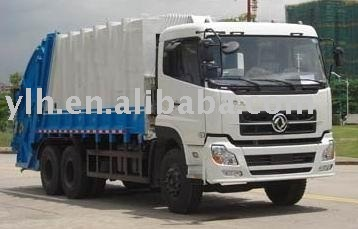 EQ5250 Dongfeng compress type garbage truck