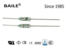 BAILE 10A 15A 250V Thermal Fuse, Thermal Cutoffs, Temperature Fuse