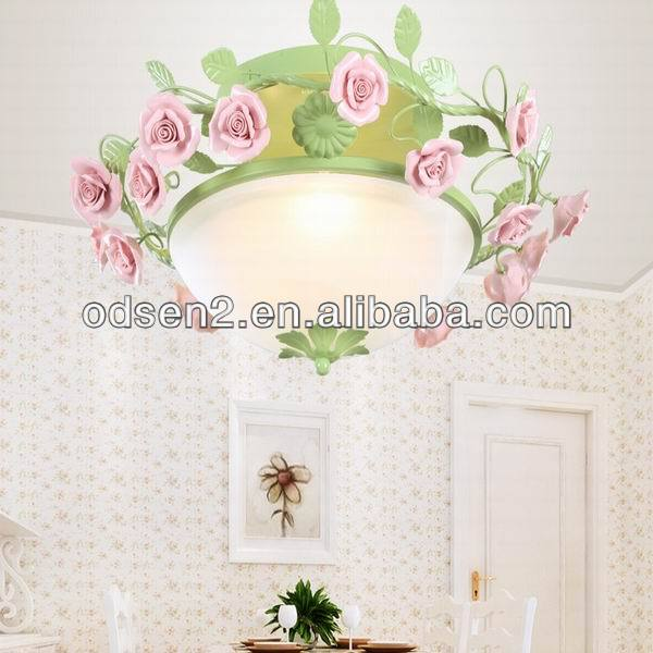 Nice design rattan ceiling lighting small order ok