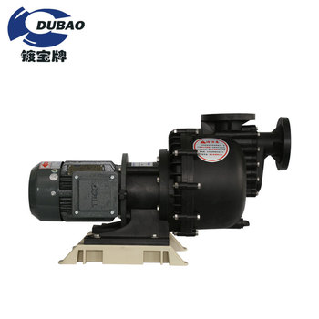 Sulfuric acid transfer pump acid circulation self priming pump for filter machine