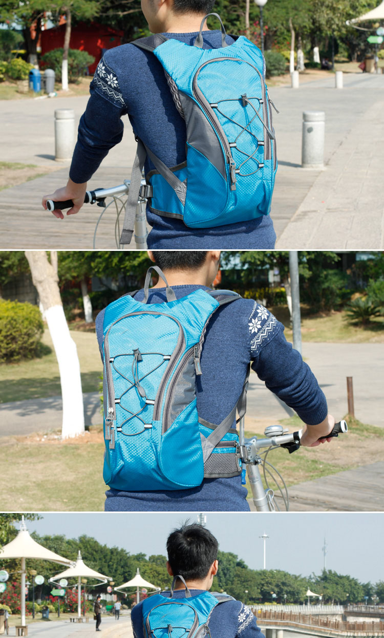 Cycling And Any Other Outdoor Sport waterproof bag with 2L Water Bladder Bag
