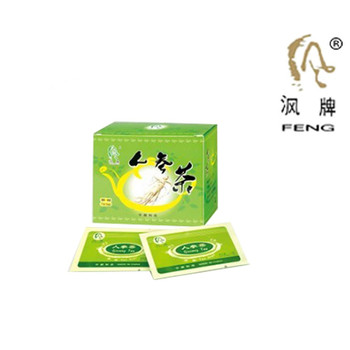 Packaging Bags and accept oem supporter anti fatigue function Chinese ginseng herbal tea